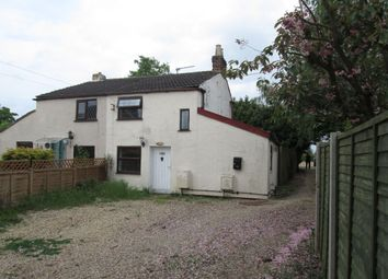 Thumbnail 2 bed semi-detached house to rent in Elm Low Road, Elm, Wisbech