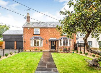 Thumbnail 5 bed semi-detached house for sale in Aylesbury Road, Bierton, Aylesbury