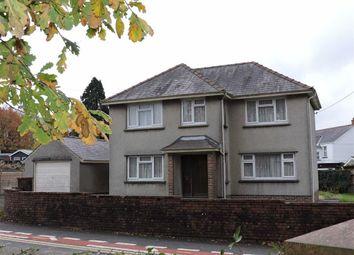 Thumbnail 3 bed detached house for sale in Penygraig Road, Ystradowen, Ystradowen Swansea