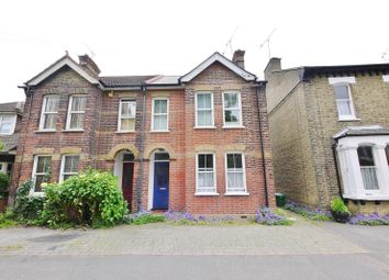 Thumbnail 1 bed flat to rent in St Thomas Road, Brentwood