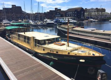 Thumbnail 2 bedroom houseboat for sale in East Basin, St Katharine Docks