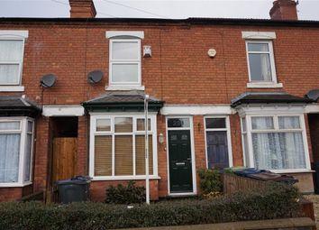 Thumbnail 2 bed terraced house for sale in Gravelly Lane, Erdington, Birmingham.B23