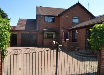 Thumbnail 3 bed detached house for sale in Bawtry Road, Bramley