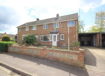 Thumbnail 3 bed semi-detached house to rent in 6 Chestnut Road, Glemsford