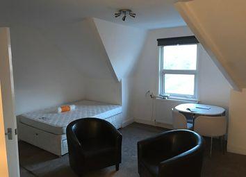 Thumbnail Studio to rent in Heathfield Road, Croydon