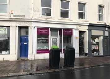 Thumbnail Retail premises to let in 30 Devonport Road, Stoke, Plymouth, Devon