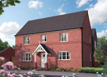 "Thumbnail 4 bed detached house for sale in ""The Montpellier"" at Fairview Park, Station Road, Chorley, Nantwich"