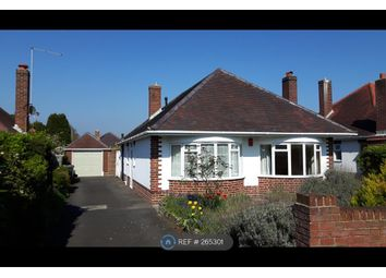 Thumbnail 3 bed bungalow to rent in Craigmoor Ave, Bournemouth