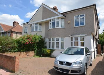 Thumbnail 5 bed semi-detached house for sale in Marechal Niel Avenue, Sidcup, Kent