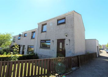 Thumbnail 3 bedroom end terrace house for sale in Bressay Brae, Aberdeen