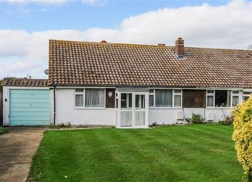 Thumbnail 2 bed bungalow for sale in Russell Road, West Wittering, Chichester