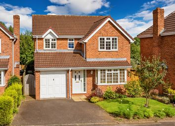 Thumbnail 4 bed detached house for sale in Farriers Green, Newport