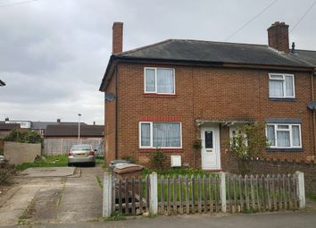 Thumbnail 2 bed end terrace house for sale in Trent Road, Luton