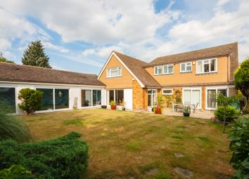 Thumbnail 4 bedroom detached house for sale in Park Lane, Broxbourne