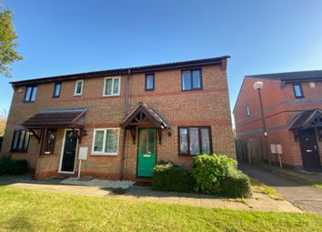 Thumbnail 2 bed end terrace house to rent in Hindemith Gardens, Milton Keynes