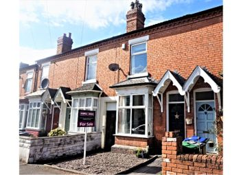Thumbnail 2 bed terraced house for sale in Clifford Road, Smethwick