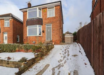 Thumbnail 3 bedroom detached house for sale in Charnock Wood Road, Sheffield