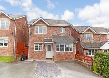 Thumbnail 3 bed detached house for sale in Llys Pentre, Broadlands, Bridgend.