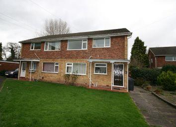 Thumbnail 2 bed maisonette to rent in Hazeltree Croft, Acocks Green, Birmingham