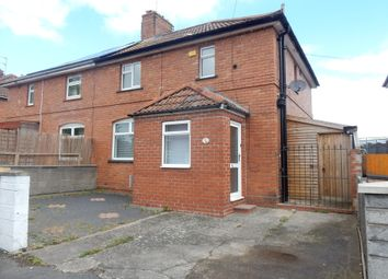 Thumbnail 3 bedroom semi-detached house to rent in Hartcliffe Road, Knowle, Bristol