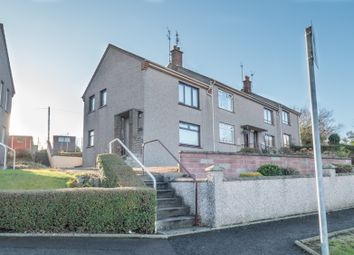 Thumbnail 2 bed end terrace house for sale in Eskview Terrace, Ferryden, Montrose