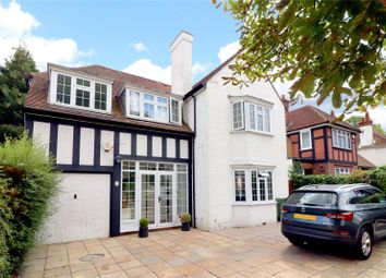 Thumbnail 5 bed detached house for sale in Cassiobury Park Avenue, Watford