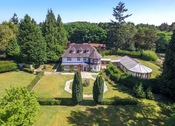 Thumbnail 7 bed detached house for sale in Yattendon Road, Hermitage, Berkshire