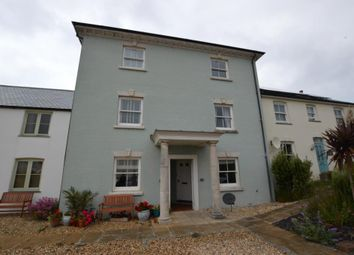 Thumbnail 4 bed terraced house for sale in Bezant Place, Newquay, Cornwall