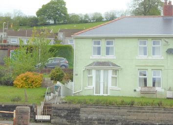 3 bed semi-detached house for sale in Heol Pant-Yr-Awel, Pantyrawel, Bridgend, Bridgend County. CF32