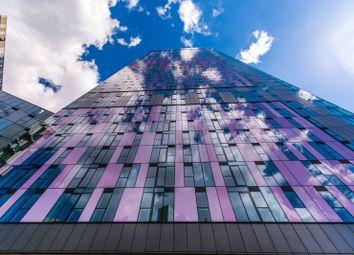 Thumbnail 1 bedroom flat for sale in Saffron Tower, Saffron Central Square, Croydon, London