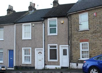 Thumbnail 2 bed terraced house to rent in Empress Road, Gravesend, Kent