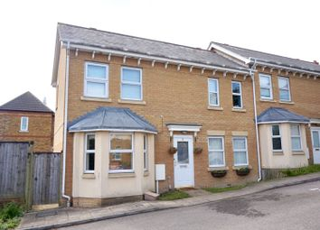 Thumbnail 3 bed semi-detached house for sale in Steven Close, Chatham