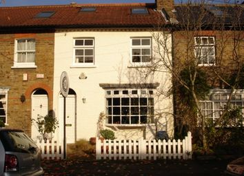 Thumbnail 3 bedroom terraced house to rent in Alexandra Road, Kew, Richmond