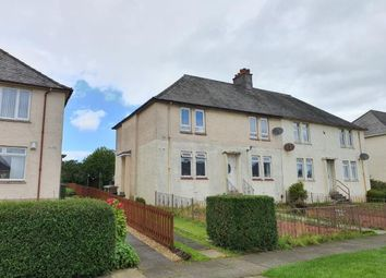 Thumbnail 2 bed flat for sale in Munro Avenue, Kilmarnock, East Ayrshire