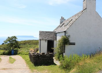 Thumbnail 3 bed cottage for sale in Aird, Isle Of Skye