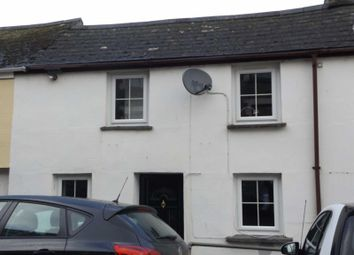 Thumbnail 1 bed terraced house to rent in Park Road, Wadebridge