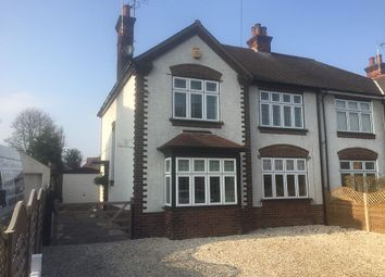 Thumbnail 4 bed semi-detached house for sale in Doncaster Road, Bawtry, Doncaster, South Yorkshire