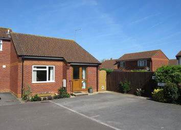 Thumbnail 2 bed semi-detached bungalow for sale in Lapwing Close, Minehead