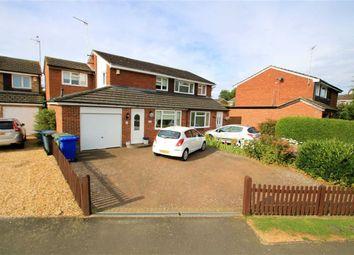 Thumbnail 4 bed semi-detached house for sale in Glebe Road, Deanshanger, Milton Keynes