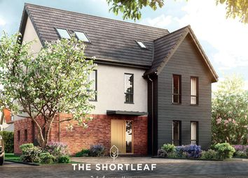 Thumbnail 5 bed detached house for sale in Peartree Lane, Edwinstowe, Mansfield