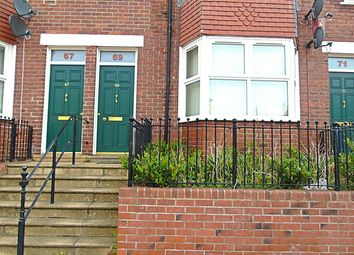Thumbnail 3 bed flat for sale in Rawling Road, Bensham, Gateshead