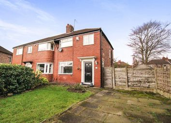 Thumbnail 3 bedroom semi-detached house to rent in Highbank Drive, East Didsbury, Didsbury, Manchester