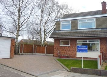 Thumbnail 3 bed semi-detached house to rent in Banff Avenue, Bromborough, Wirral