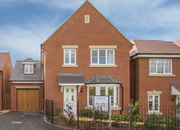 Thumbnail 4 bed detached house for sale in Little Bowden Rise, Little Bowden Rise, Market Harborough