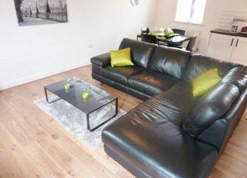 Thumbnail 2 bed flat to rent in Danvers Way, Fulwood, Preston