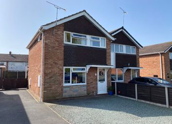 Caernarvon Close, Market Drayton TF9. 3 bed semi-detached house for sale