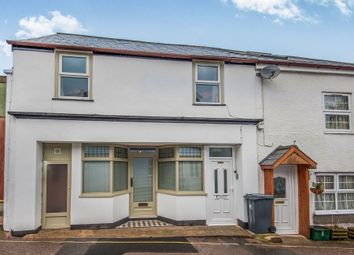 Thumbnail 1 bed flat for sale in Trinity Terrace, Castle Street, Axminster