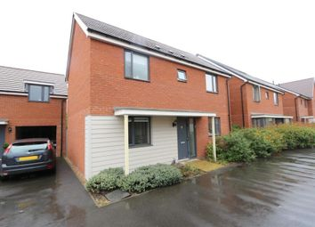 Thumbnail 3 bed property to rent in Moore Close, Wootton, Bedford