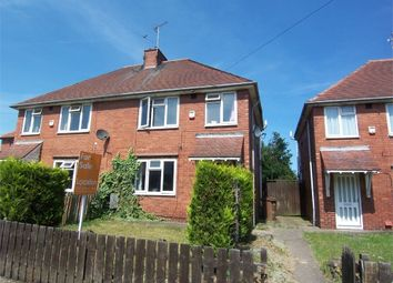 Thumbnail 3 bed semi-detached house for sale in Chadburn Road, Mansfield, Nottinghamshire