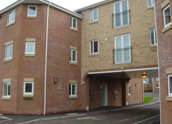 Thumbnail 2 bed flat to rent in Saskia Court, Rugby, Warwickshire